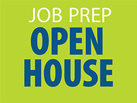 Job Prep Services Open House