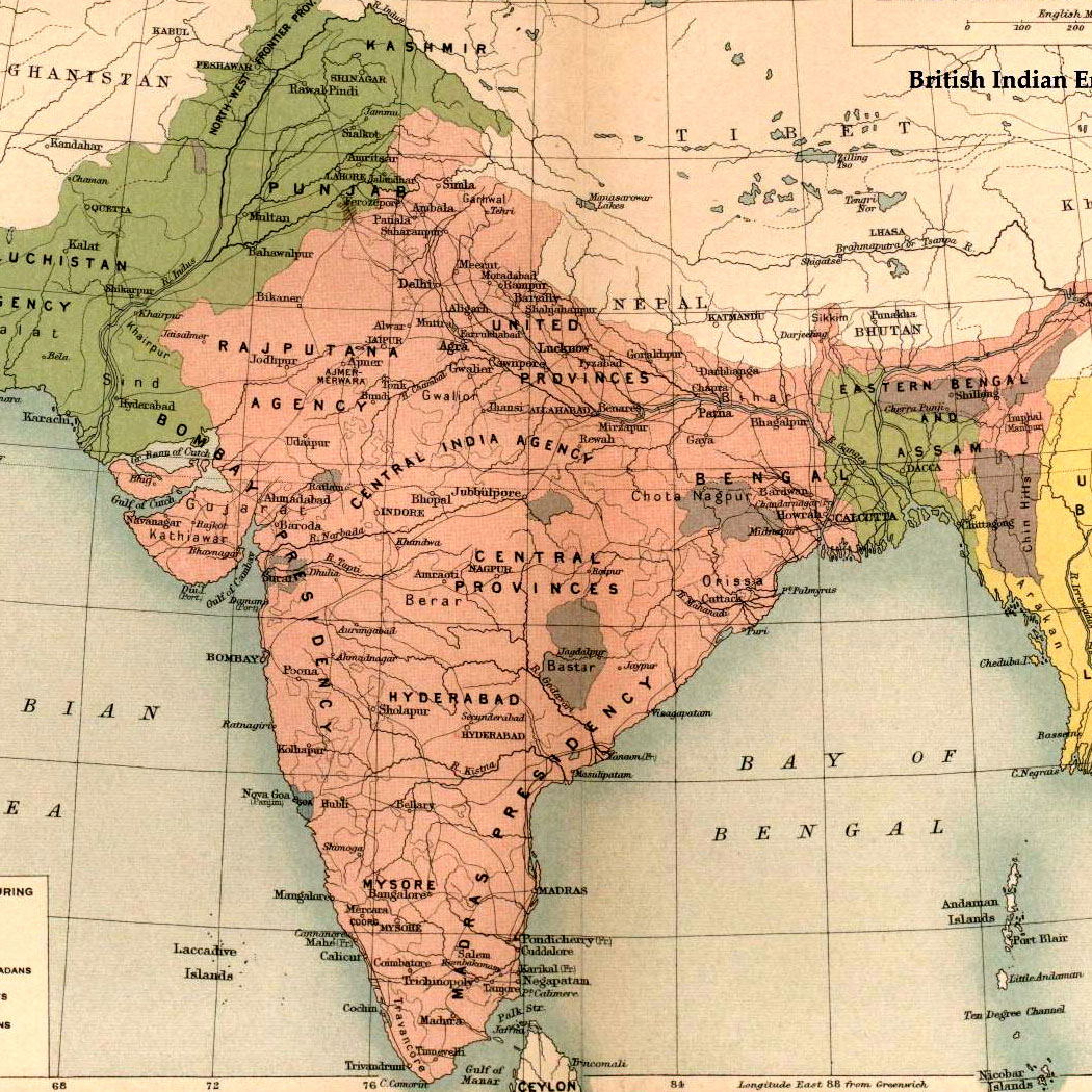 Map Of Asia During Imperialism.Regional Imperialism In The Post Colony The Unfinished Project Of