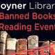 Banned Books Read Out!