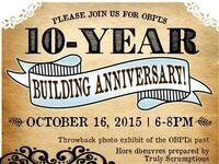 Oak Bluffs Public Library's 10-Year Building Anniversary