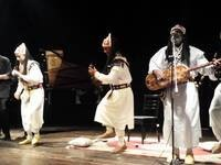 Master Class | Gnawa: The Trance Music of Morocco, featuring Abdellah El Gourd of Dar Gnawa of Tanger and Randy Weston