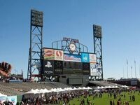 Discovery Day at AT&T Park