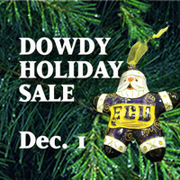 Dowdy's Annual Holiday Sale