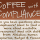 Coffee with Compliance