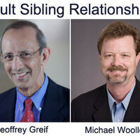 Writers LIVE: Geoffrey Greif and Michael Woolley, Adult Sibling Relationships