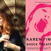 CANCELLED: Writers LIVE: Karen Finley, Shock Treatment (25th anniversary edition)