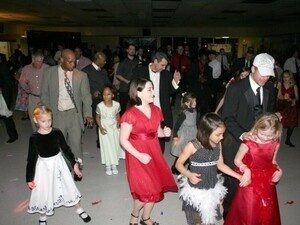 North Gwinnett Kiwanis  9th Annual Father-Daughter Valentine Dance