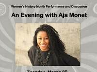 An Evening with Aja Monet