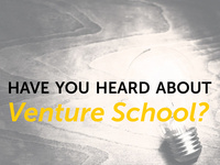 Venture School Faculty Innovators Program