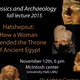 Hatshepsut: How a Woman Ascended the Throne of Ancient Egypt by Dr. Kathlyn Cooney, UCLA