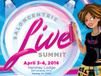 Hershey - SalonCentric L.I.V.E. On Tour