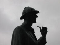 "A Saturday with Sherlock Holmes: ""But, Is It Literature?"""