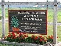 Weed Science Field Day (Thompson Vegetable Research Farm)