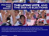 Politics and Policy: The Latino Vote and The 2016 US Presidential Election
