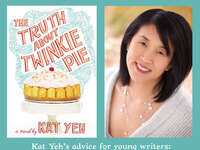 Writing for Children Forum: Kat Yeh
