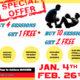 Personal Training Special Offer!