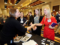 Prepare for the Fair: Finding Internships at the Career Fair