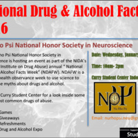 NATIONAL DRUG AND ALCOHOL FACTS WEEK 2016