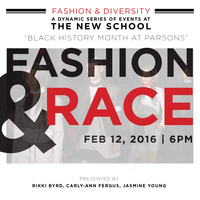 Fashion and Diversity Series: Fashion and Race