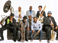 Gund Concert Series:  Dirty Dozen Brass Band