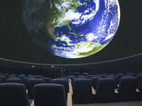 "FSU Planetarium: ""Oasis in Space"""