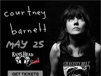 Rams Head Live Presents Courtney Barnett