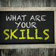 Assessing your Strengths and Transferrable Skills