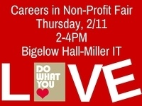 Non-Profit Career Fair