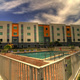 Check-in at Olympic Village (Biscayne Commons)