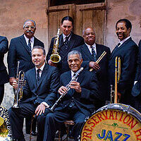 Concerts in the Garden: Preservation Hall Jazz Band