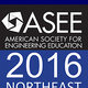 American Society for Engineering Education Northeast 2016 Student Research/Project Poster Exhibits