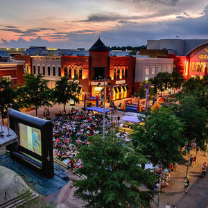 Movies Under the Stars Summer Concert Series - Mall of Georgia