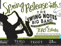 Spring Release w/ the Swing Notes Big Band @ Windrow Vineyard