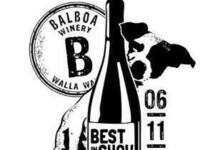 Best in Show - dog show @ Balboa Winery
