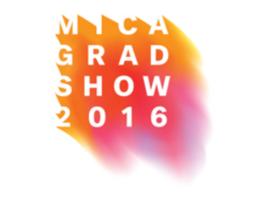 MICA Grad Show: Community Arts MFA Exhibition