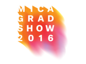 MICA Grad Show: Mount Royal School of Art MFA Exhibition