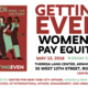 Women's Pay Equity: Getting Even