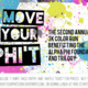 Move Your Phi't! Second Annual 3K Color Run