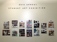 Annual Juried Student Exhibition