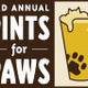 3rd Annual Pints For Paws Beer Fest