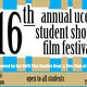 16th Annual UCCS Student Short Film Festival