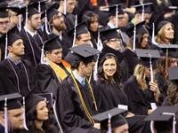 Commencement: Afternoon Ceremony