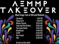 AEMMP Records Presents: Manifest Mainstage