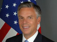 Fall 2012 President's Forum: Jon Huntsman