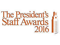 President's Staff Awards ceremony honors staff