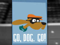 Event image for HSRT: Go, Dog. Go!