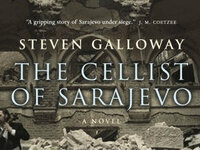 """The Cellist of Sarajevo"" Author Steven Galloway"