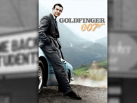 Special Spy Series- James Bond- Goldfinger