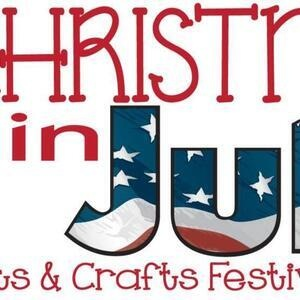 Christmas In July Arts & Crafts Festival