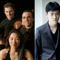 Cliburn at the Kimbell (Masters): Brentano String Quartet + Hochen Zhang